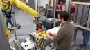 Rock Em Sock Em Robots - Man vs Robot