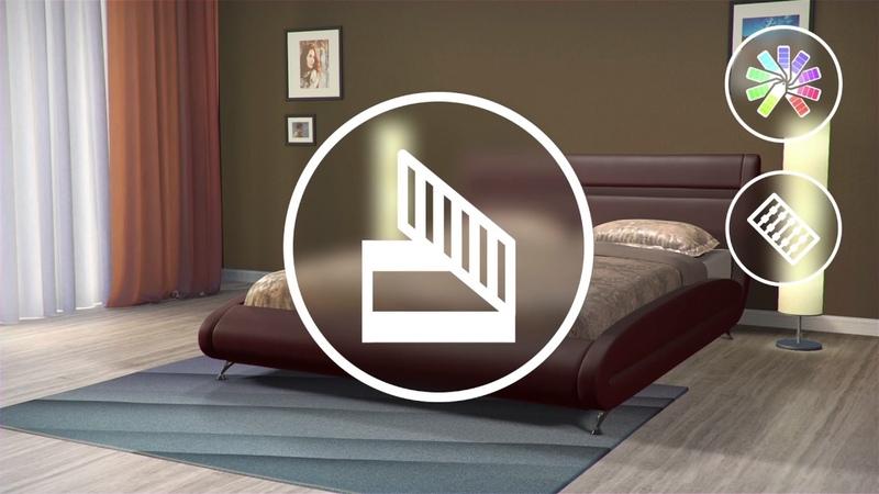 Кровать Corso 7 от ОРМАТЕК - создателя лучших решений для сна! » Freewka.com - Смотреть онлайн в хорощем качестве