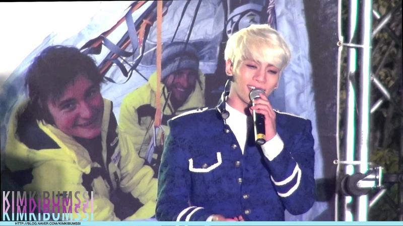 [HD fancam] 131030 국민대축제 SHINee - Beautiful talk 너와나의거리(Selene 6.23) talk Everybody