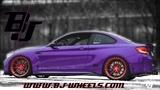 BJ WHEELS FORGED BMW M2 LCI TTE 550 M Performance