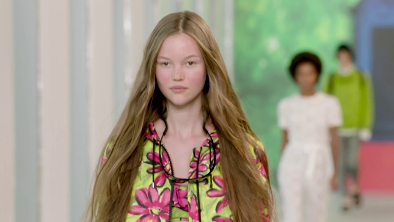 Spring 2019 Michael Kors Collection Runway Show