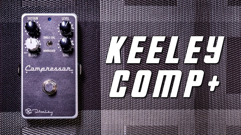 Keeley Compressor Plus - Review