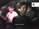 Indie Rock Kids in 1980s New York Club | Kinolibrary x Nelson Sullivan