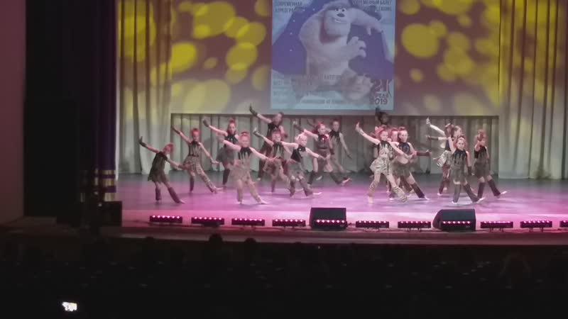 New Style 2 место Республиканский конкурс искусств Dancing Yeti 21 апреля 2019