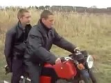 Russian Motorcycle Stunt Team - Русская моторизованная бригада