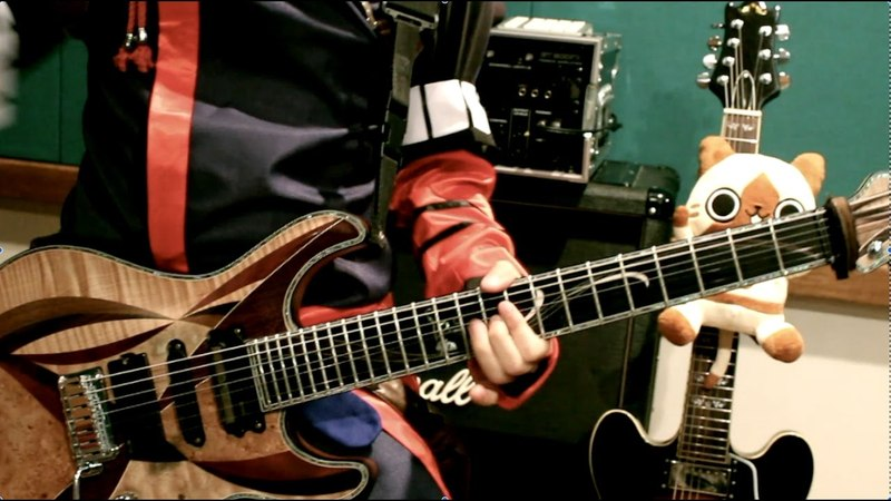 MONSTER HUNTER より 英雄の証 proof of a hero guitar cover