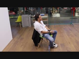 Интервью ЖФК Зеленоград с Иваном Рудаковым