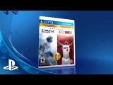 PlayStation Sports Pack Vol 1: MLB 14 The Show & NBA 2K14 - Трейлер сборника