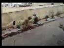 Храбрый женщина в Сирии спасает раненых под огнем снайперов