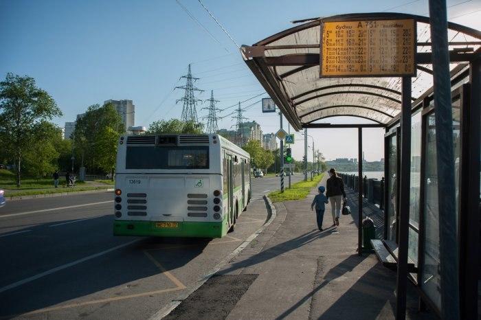 На маршруте автобуса № 105 ввели новую остановку
