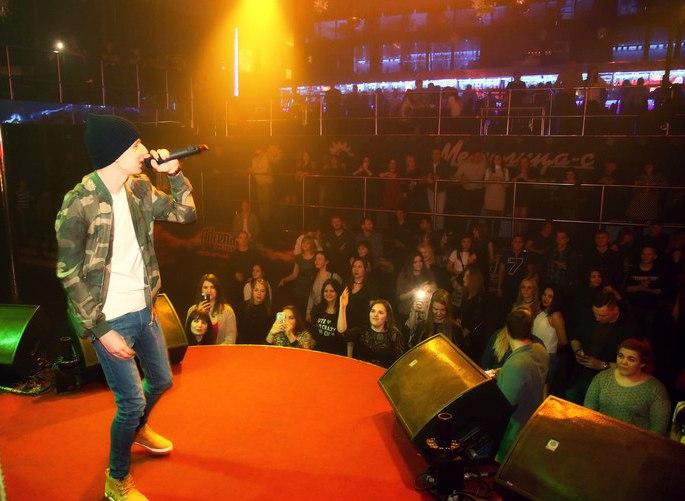 Денис Лирик: #ДенисЛирик #Концерт #Метелица-с #rap #music