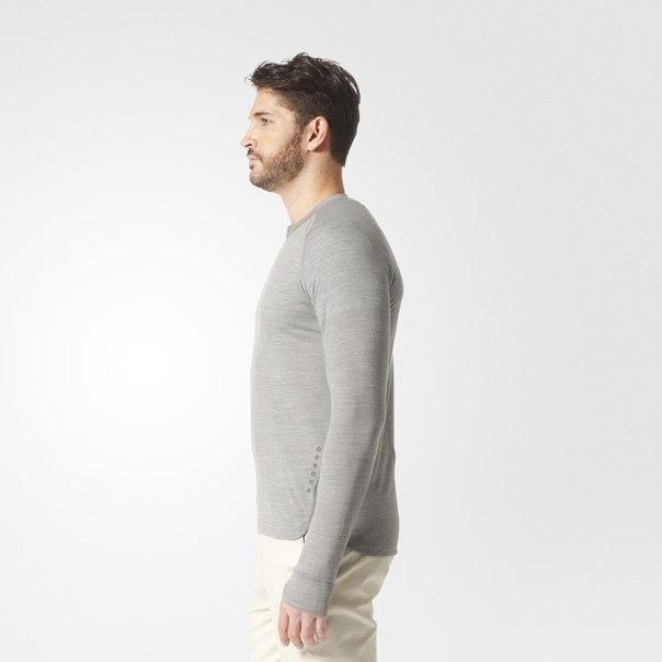 Лонгслив Functional Wool Mix