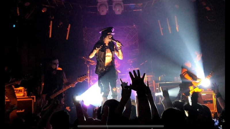 WEDNESDAY 13- Die My Bride/From Here To The Hearse @ The Whisky A Go Go Hollywood, CA