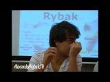 Alexander Rybak, Kleopatra Dreams Beach Otel - Bas