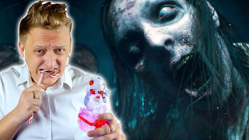 TheWarpath Что случилось с ВАРПАЧЕМ на СТРИМЕ Самая страшная игра Resident Evil 2 Remake прохождение