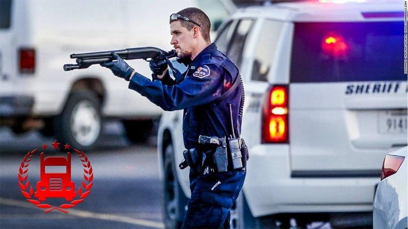 СТРЕЛЬБА НА ПОРАЖЕНИЕ Применение оружия офицерами полиции.