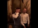Конор МакГрегор и Артём Лобов отдыхают в Москве