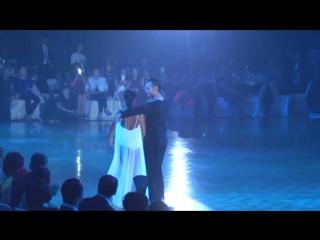Slavik Krylyvyy & Svetlana & Laura | Rumba Show Dance | Espens party Hong Kong
