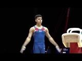REPLAY - 2018 Junior mens European Championships event finals - Glasgow (GBR)