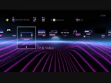 Synthwave A_B Complete Dynamic Theme Bundle - Preview Trailer _ PS4
