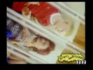Бивис и Батт-Хед смотрят русские клипы / Beavis and Butt-head are watching Russian videos