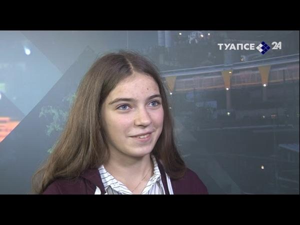 Аня Тимофеева в проекте Ну, артист