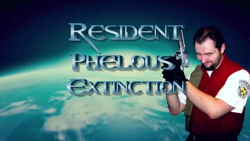 Resident Evil Extinction Phelous rus vo
