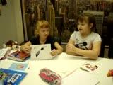 I can. Катя и Саша. 2 класс.