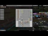 minecraft и тутрик! часть 11 (Индукционная печь, Нано-сабля)