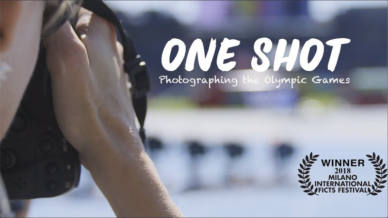 ONE SHOT PHOTOGRAPHING THE OLYMPIC GAMES