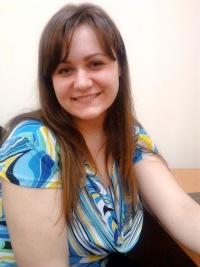 Ксения Селезнева, 3 февраля 1992, Ханты-Мансийск, id19693545