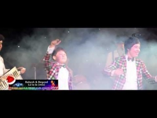 Babamyrat Ereshov ft. Begzod - La la la (mix) (Official Video 2014) [FULL HD]