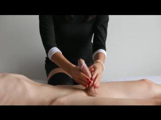 Veronika Charm - handjob massage cum fetish hands массаж члена оргазм мастурбирует sex porn