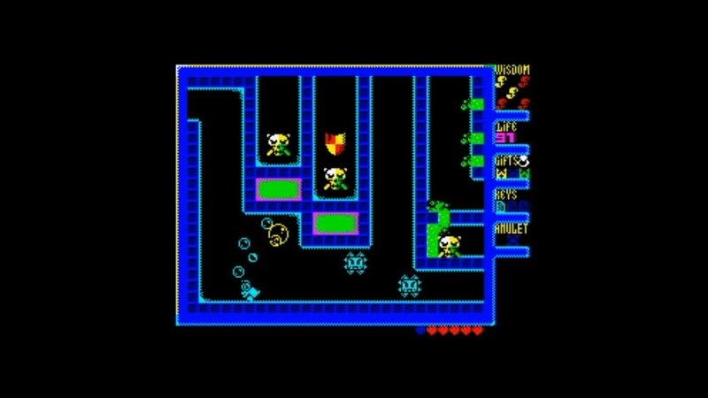 Rubicon (2018) Walkthrough Review, ZX Spectrum