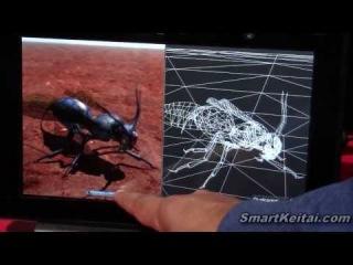 Qualcomm Snapdragon 805 Processor, Adreno 420 GPU Android Gaming Demo - CES 2014