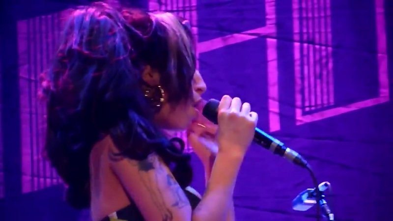 Amy Winehouse Back in Black (Belgrade, 18/6/2011)