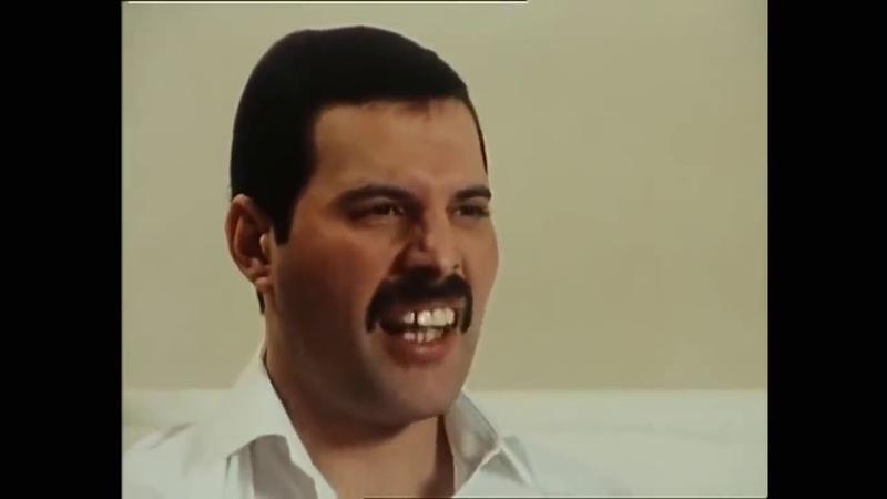 Фредди Меркьюри, Уэмбли, 1986 г. Яркие моменты за кулисами и на сцене