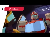 Transformers: Cyberverse — Chapter 1 Episode 10 «Maccadam's»