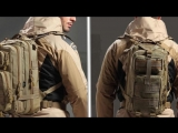 Мужской нейлоновый рюкзак FREE SOLDIER