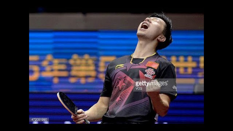 Best Point Of Ma Long WTTC 2017 - Best Of table tennis