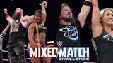 Aj Styles &amp Charlotte vs Naomi &amp Uso WWE Mixed Match Challenge 18 September 2018 Full Highlights