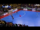 Примера LNFS Финал Четвертая игра Барселона Ласса Интер Мовистар Счет в серий 2 2