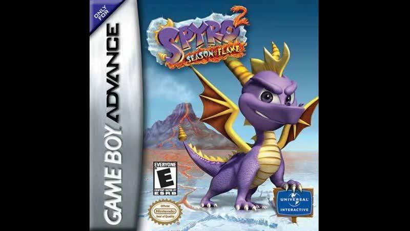 {Level 10} Spyro 2 Season of Flame - Celestial Plains