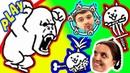 Потрясные КОТЫ ВЕСЕЛЯТ БолтушкУ и ПРоХоДиМЦа! 181 Игра для Детей - The Battle Cats