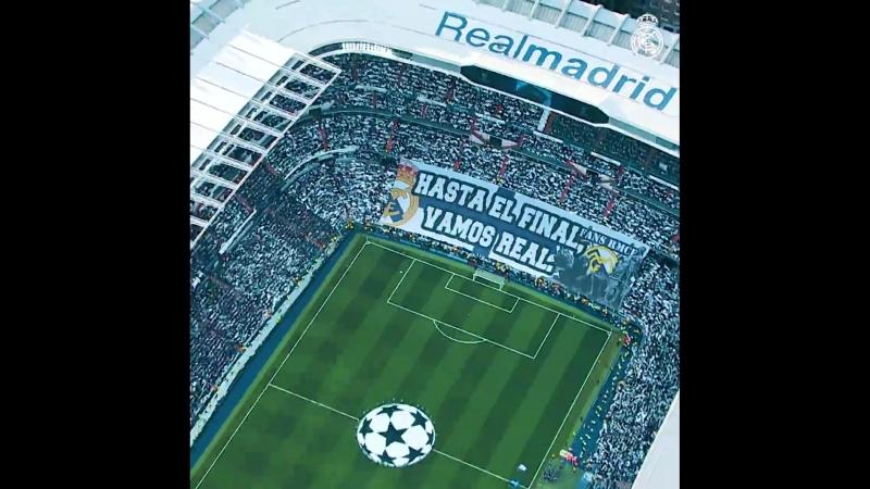 Реал представил эмоциональное промо к финалу Лиги чемпионов