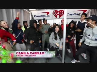Anyone else trying to have a dance party in a subway car with khalid and camila cabello