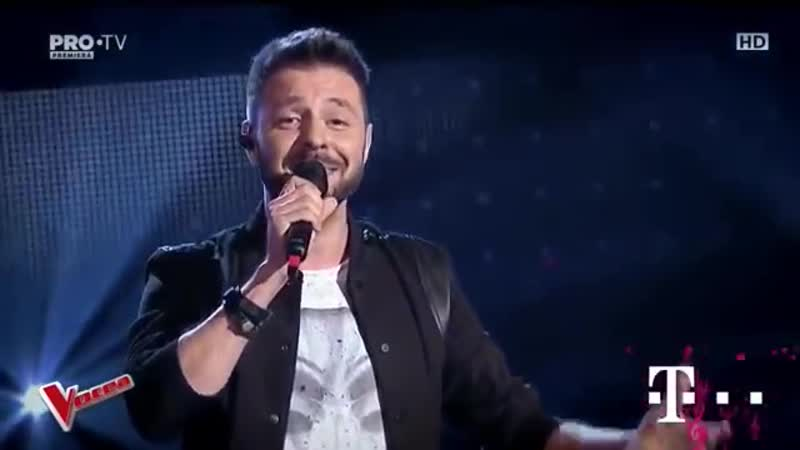 The voice of romania 2018 blind auditions _ Michael Jackson - Earth song