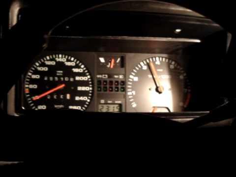 Scirocco 2.0 16v no 0-100 km/h ABF sadalenes