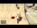 Dada9x9 GTA 5 Epic BMX tricks montage 3 Grinds Flip Spin wallride transfer manual