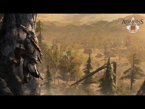 Assassin's Creed III - ПРОХОЖДЕНИЕ Часть 4
